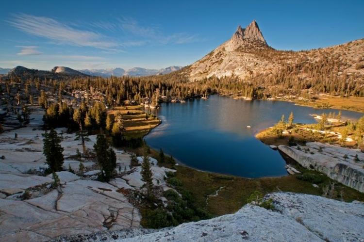22.) Yosemite Grand Traverse
