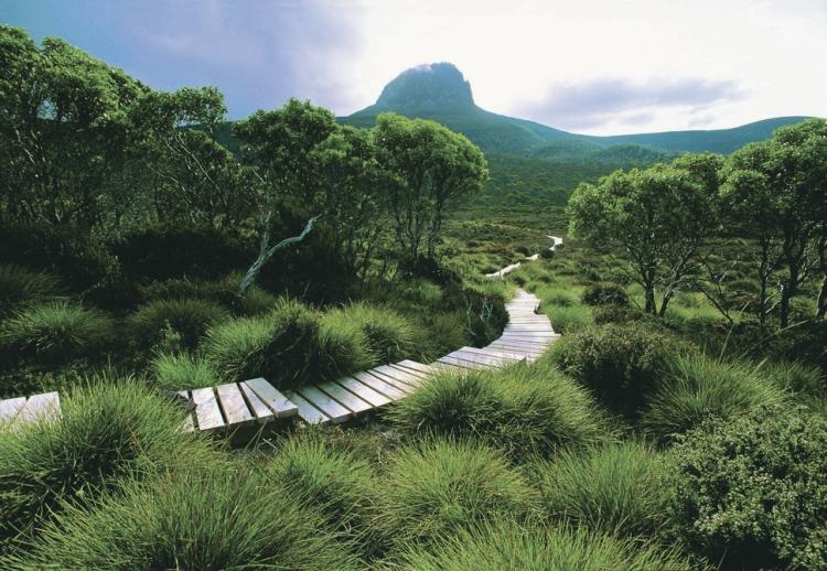 23.) Overland Track