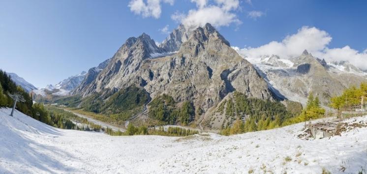 25.) Tour de Mont Blanc