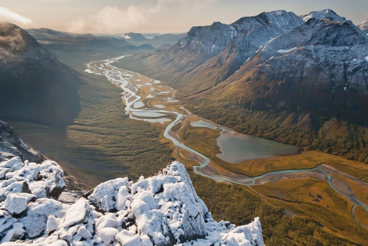 32.) Sarek National Park