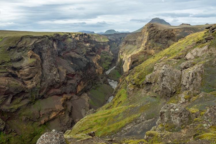1.) Laugavegurinn Trail