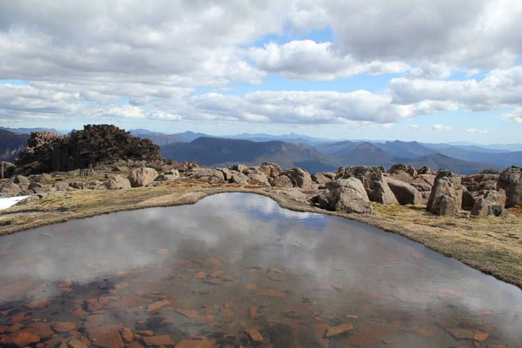 11.) The Overland Track