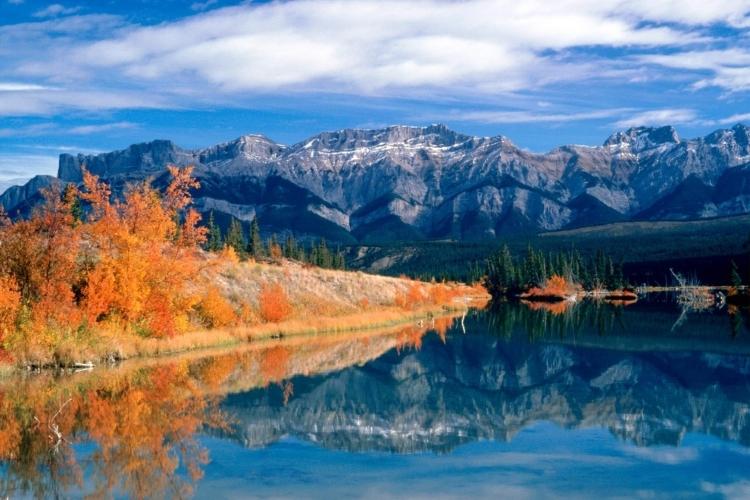5.) Jasper National Park