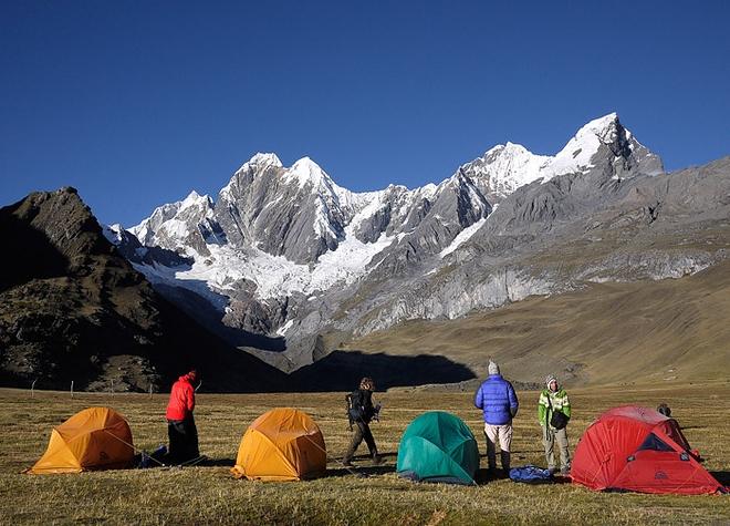 20.) Cordillera Huayhuash