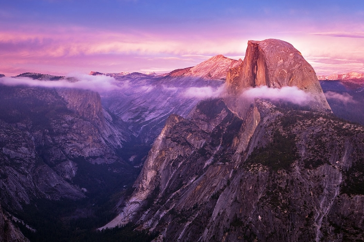 Half Dome - 18 Stunning Pictures of Yosemite National Park That Will Blow You Away