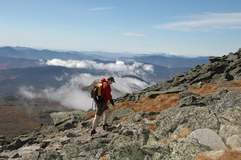5 - 25 Most Treacherous Hiking Trails in the World - Mount Washington, New Hampshire