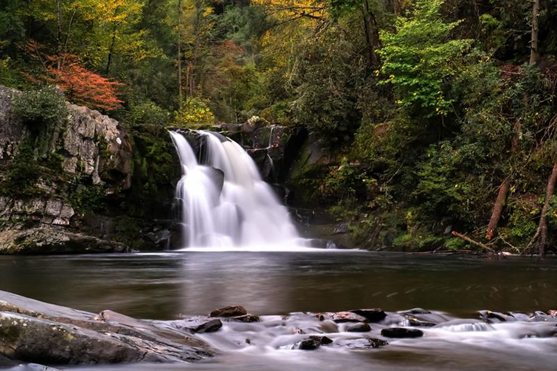 15 - 25 Most Treacherous Hiking Trails in the World - Abrams Falls, Tennessee