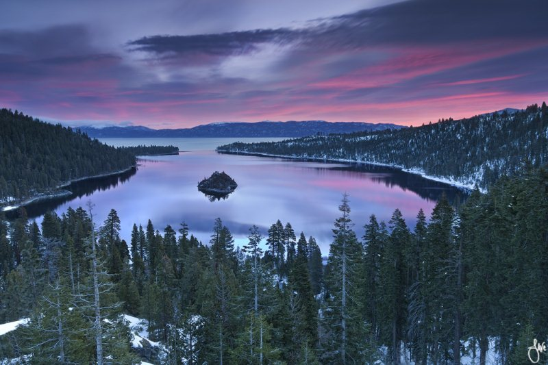 3) Emerald Bay State Park - 10 Amazing State Parks In California That Will Blow You Away