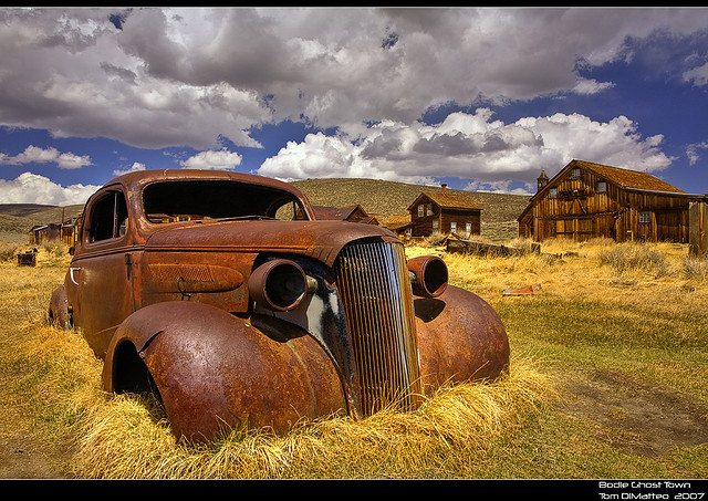 5) Bodie State Park - 10 Amazing State Parks In California That Will Blow You Away