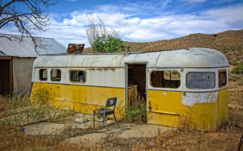 2 - Johannesburg - Haunted Ghost Towns in California