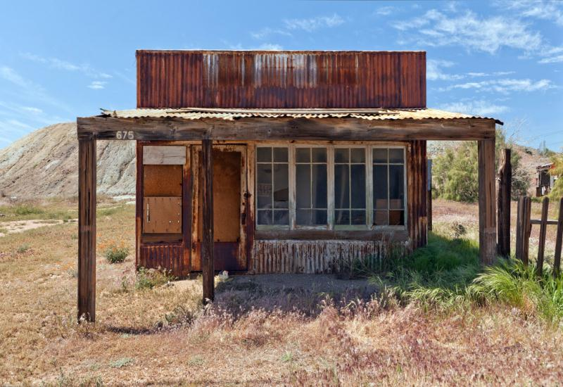 4 - Red Mountain - Haunted Ghost Towns in California