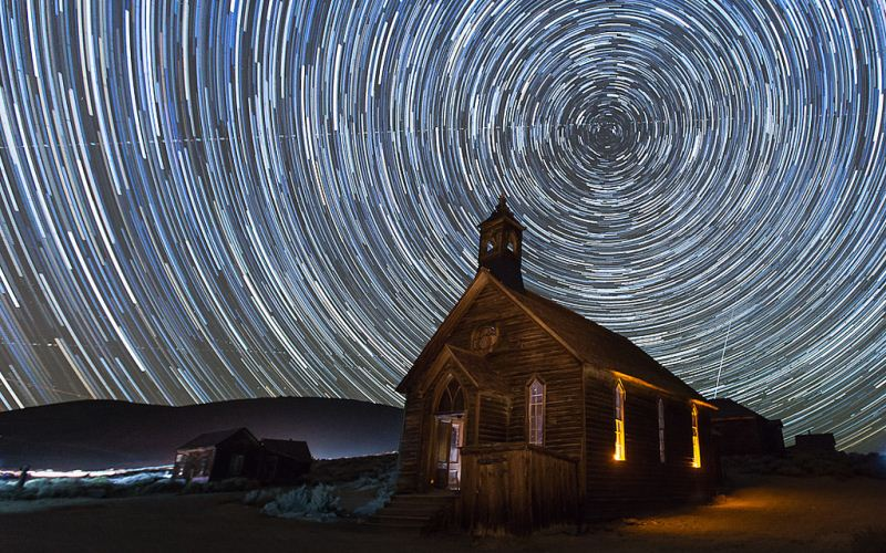 Bodie - Haunted Ghost Towns in California