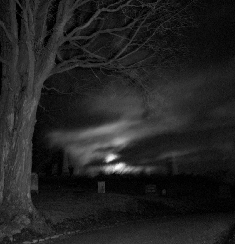 4 - Anson Lights - 10 Most Haunted Hikes in Texas