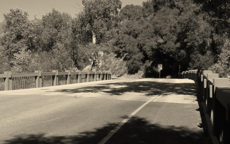 6 - Ojai - Creek Road - 10 Most Haunted Trails In Southern California