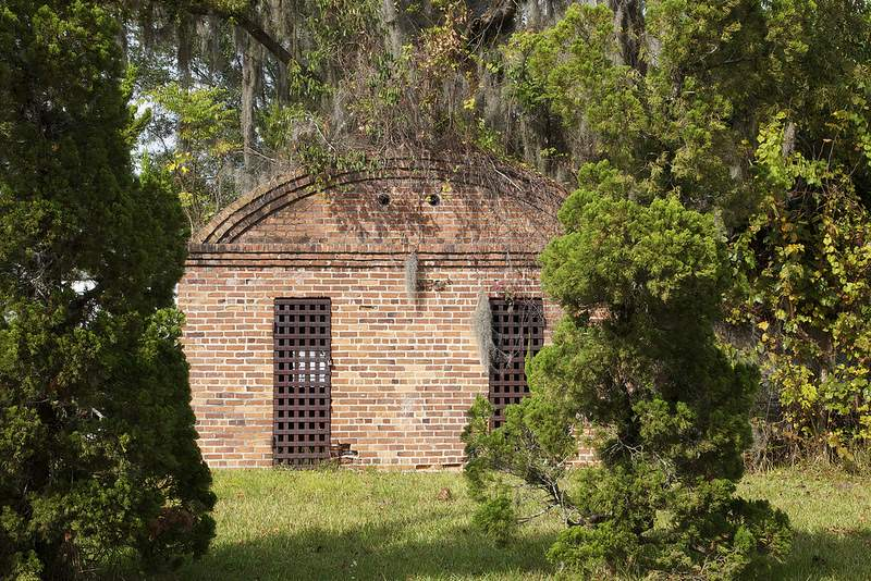 1 - The Old Jail - 10 Most Haunted Hikes in Florida