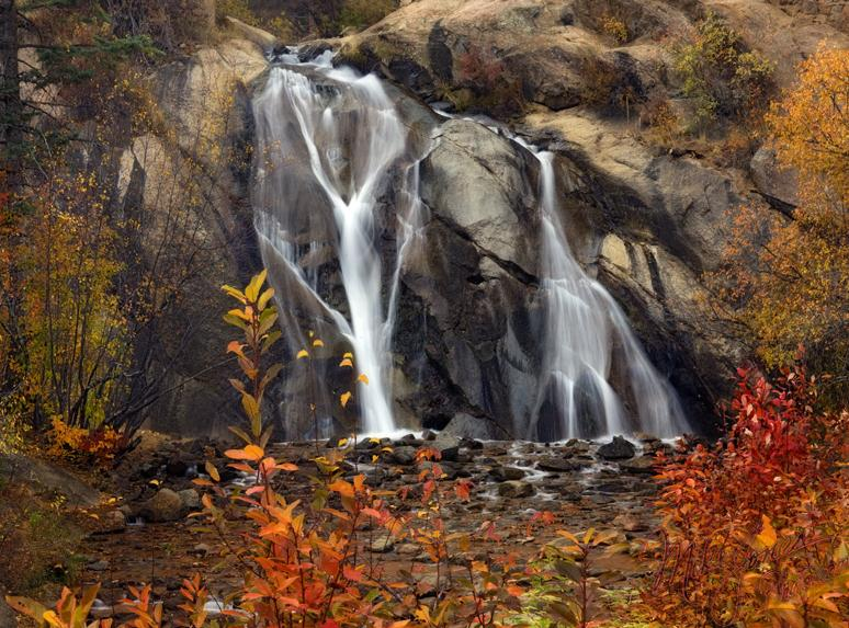 5 - Helen Hunt Falls - 10 Most Haunted Hikes In Colorado