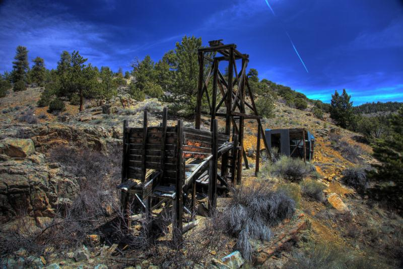 10 - Poncha Pass - 10 Most Haunted Hikes In Colorado