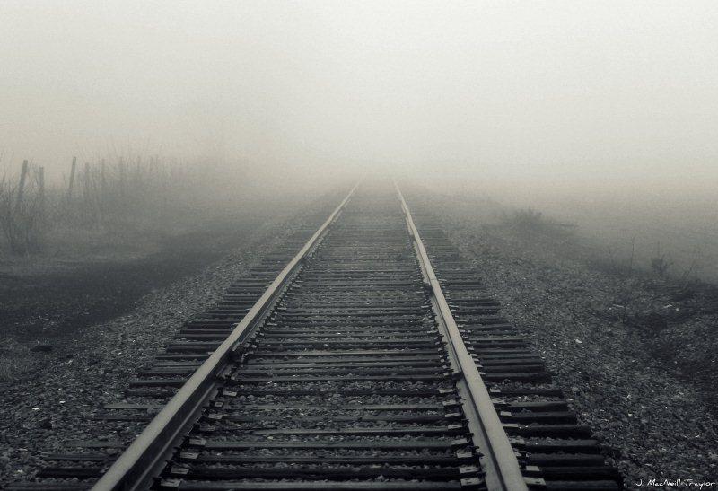 8 -Summit Township Railroad Tracks - 10 Most Haunted Hikes in Pennsylvania