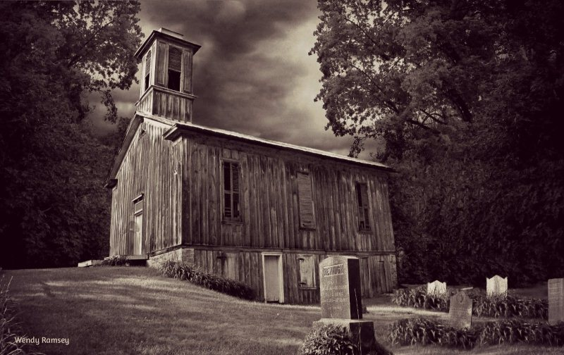 9 - Egg Hill Church - 10 Most Haunted Hikes in Pennsylvania