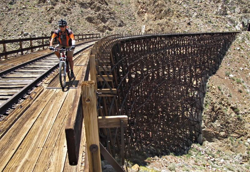 2 - Goat Canyon Trestle - 10 Best Hidden Hikes In California
