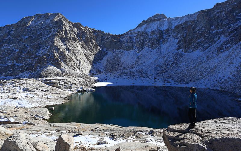 7 - Meysan Lakes - 10 Best Hidden Hikes In California