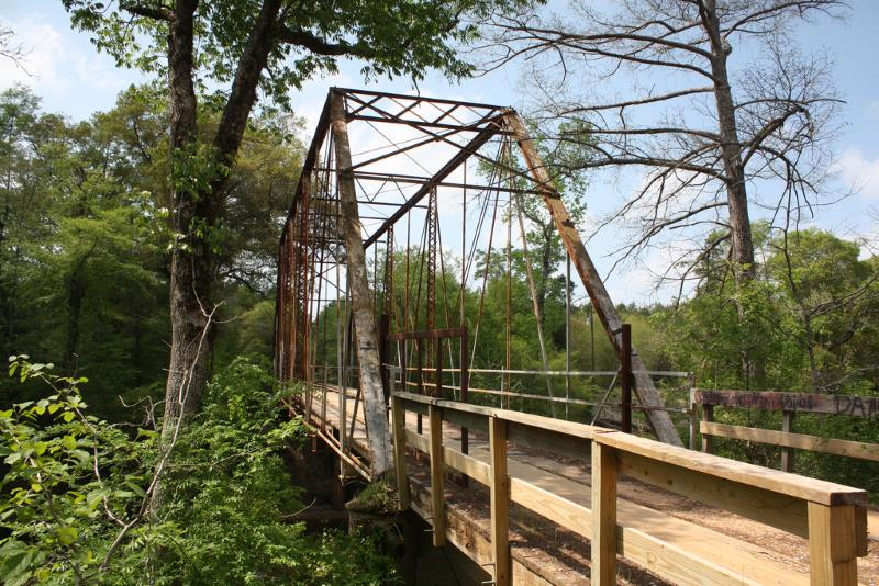 24) Mississippi  - Stuckey's Bridge Meridian - Haunted Hiking Trails 50 States