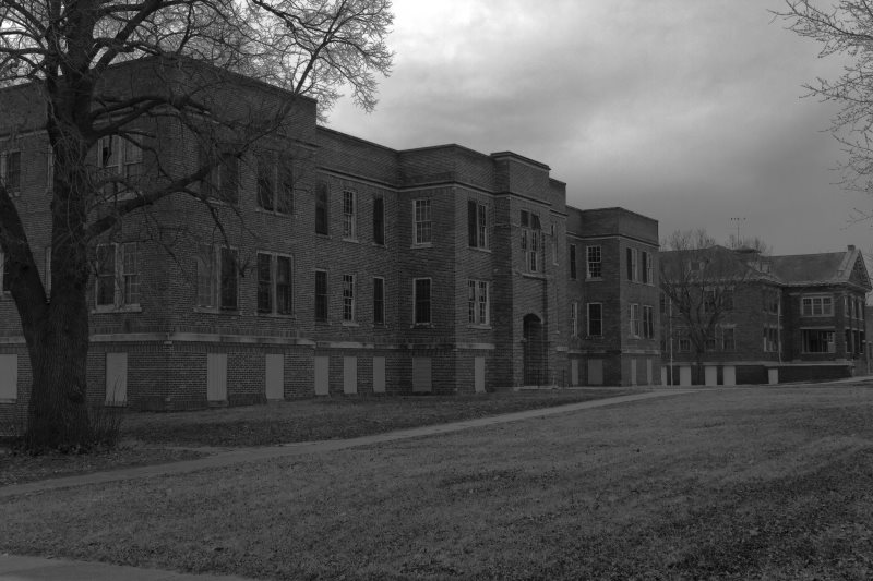 27) Nebraska  - Abandoned Norfolk Hospital Norfolk - Haunted Hiking Trails 50 States