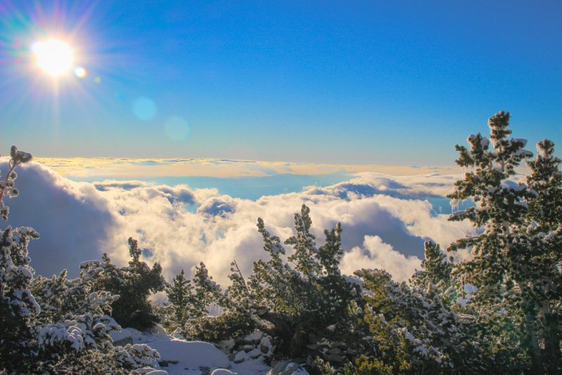 4) Mount San Jacinto, Mount San Jacinto State Park - 10 Out Of This World Hiking Trips In California