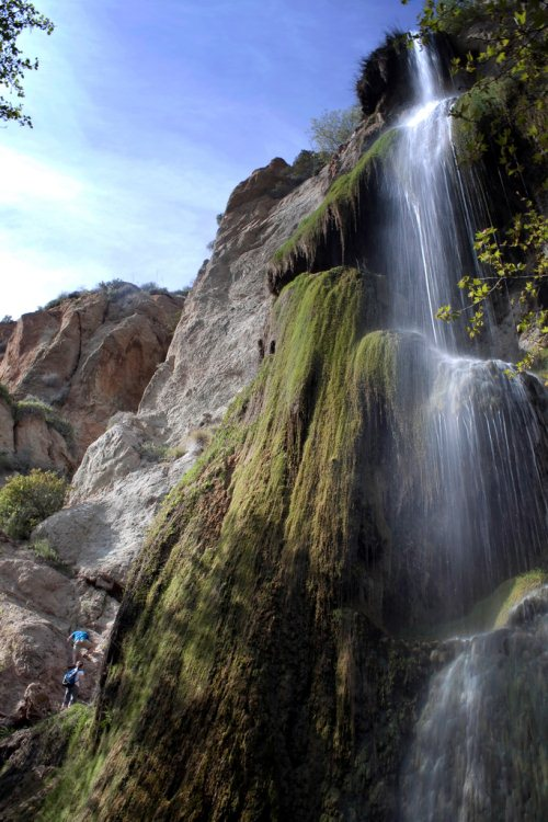4) Escondido Falls, Malibu - 10 Unique Weekend Hiking Trips In California
