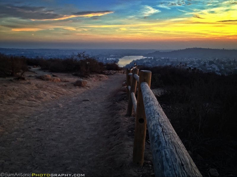 5) Cowles Mountain, San Diego - 10 Unique Weekend Hiking Trips In California
