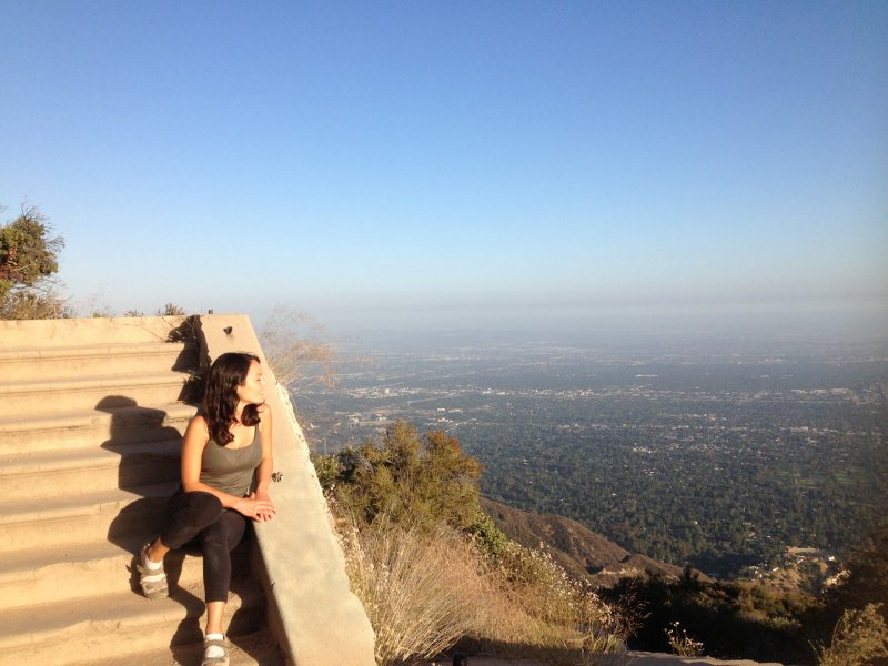 10) Echo Mountain Ruins, Altadena - 10 Unique Weekend Hiking Trips In California