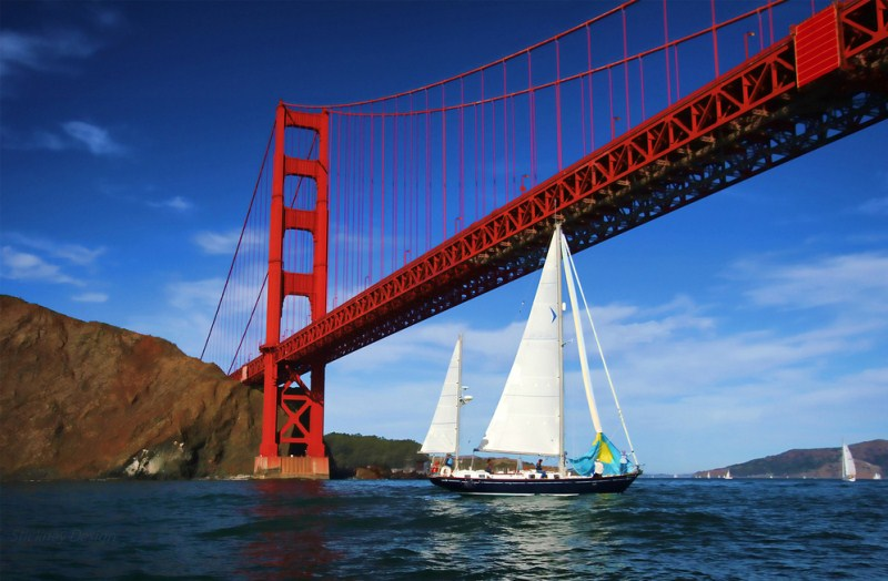 2) San Francisco - 10 Exhilarating Adventure Vacations In California
