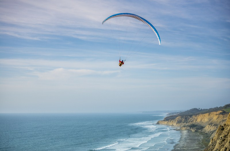 7) San Diego - 10 Exhilarating Adventure Vacations In California