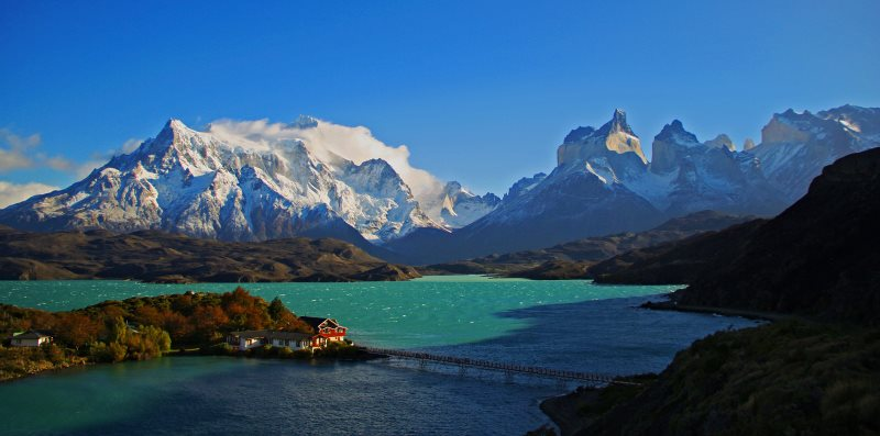 1) Paine Circuit Trek – Torres de Paine, Chile - Hiking Vacations