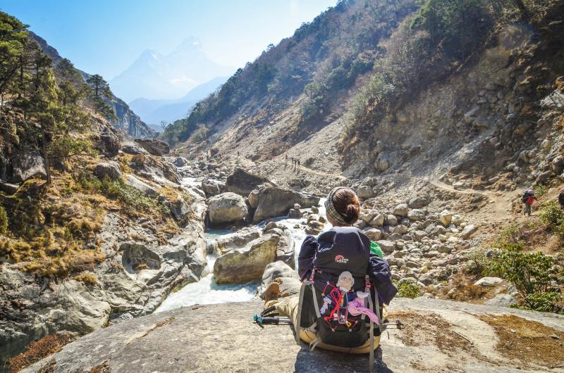 3) Everest Base Camp Trek – Khumbu, Nepal - Hiking Vacations