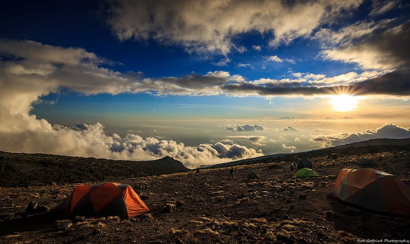 4) Mount Kilimanjaro – Tanzania - Hiking Vacations