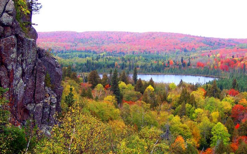 9) Superior Hiking Trail – Minnesota - hiking vacations