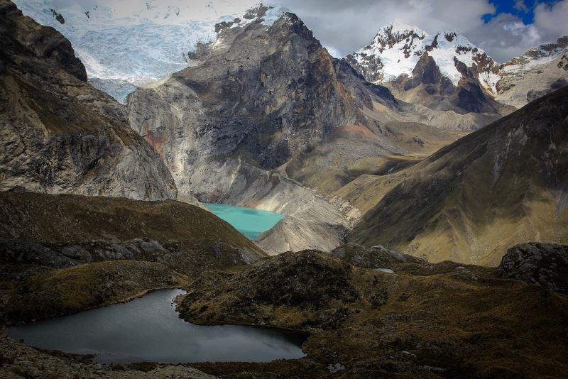 10) Santa Cruz Trek – Cordillera Blanca, Peru - hiking vacations