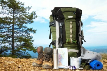 Backpacking Gear needed for a checklist