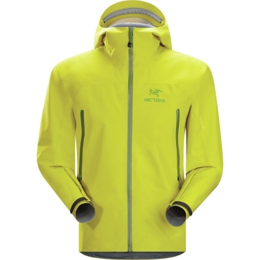 Arc'tervyx Zeta LT Jacket - best rain jackets for hiking