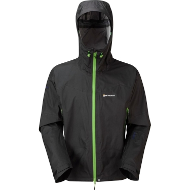 Montane Featherlite Shell - best rain jackets for hiking