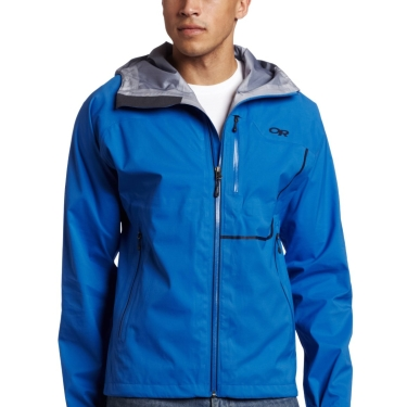 Outdoor Research Axiom Jacket - best rain jackets for hiking