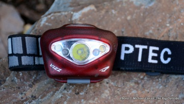 Princeton-Tec-Vizz - Best Backpacking Headlamps