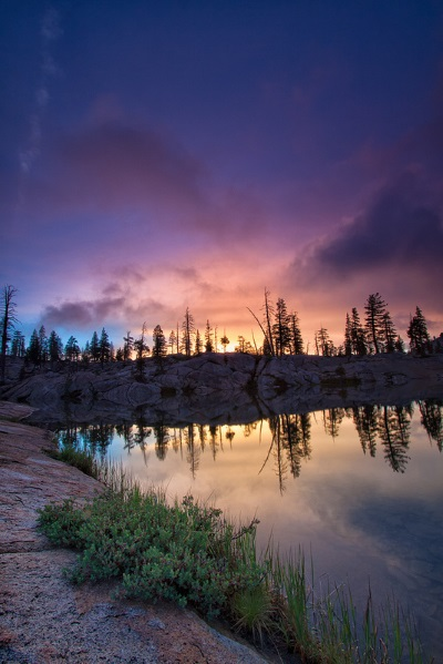 7) Pingree Lake, Emigrant Wilderness - 10 Most Haunted Hikes in Northern California