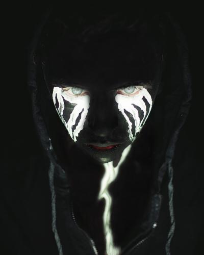 1 - eyes psychic power