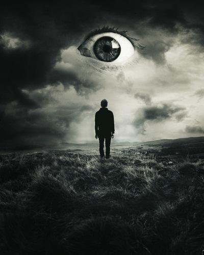 7 - Eye - psychic power