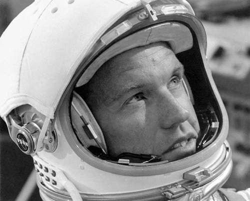 8 - Astronaut Gordon Cooper - UFO Sightings California