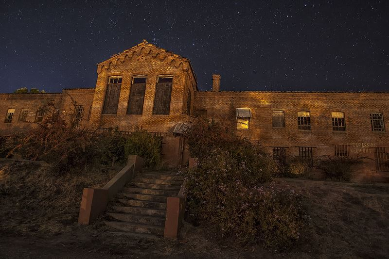 10 haunted places in california that will creep you out for Haunted hotels in los angeles ca