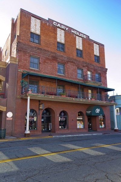 4 - Cary House Hotel, Placerville - Haunted Places in California
