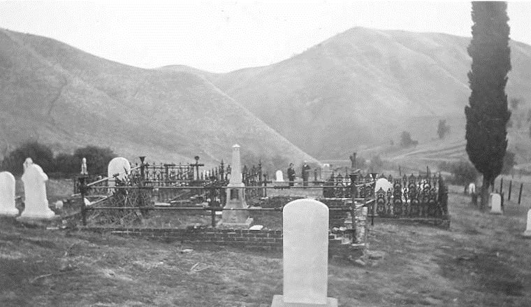 8 - Rosehill Cemetery - Black Diamond Mines, Pittsburg - 10 Haunted Cemeteries California